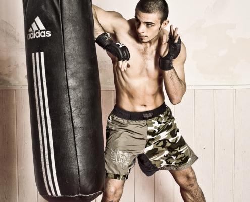 MMA Düsseldorf Training