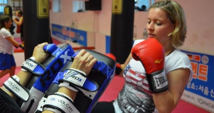 Fitness Kickboxen Boxen Düsseldorf Ratingen