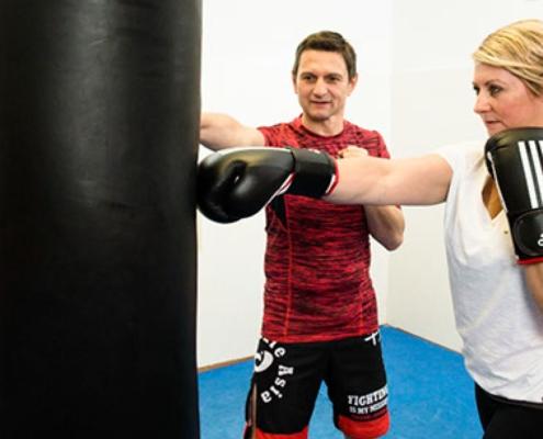 Personal Training Fitness Kickboxen Düsseldorf