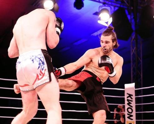 Kickboxen Fight Düsseldorf Ratingen Sportschule Asia