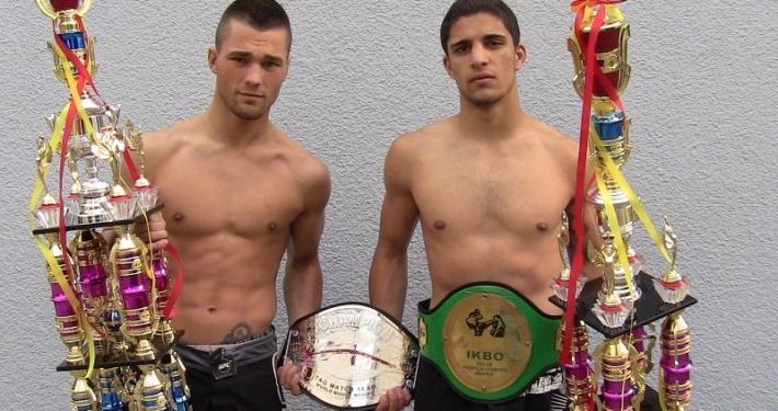 Kickboxen Ratingen Weltmeister 2011