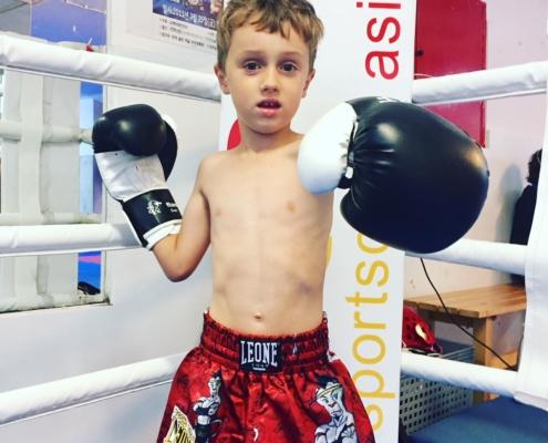 Kinder Kickboxen Düsseldorf