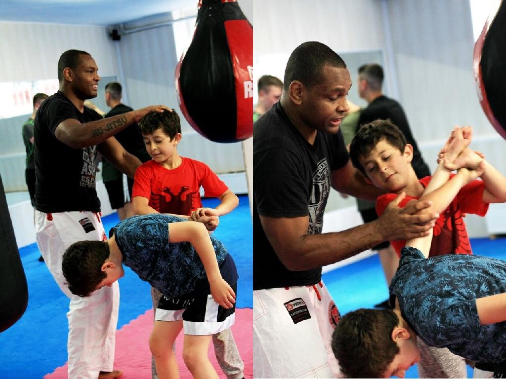 MMA Kindertraining Düsseldor