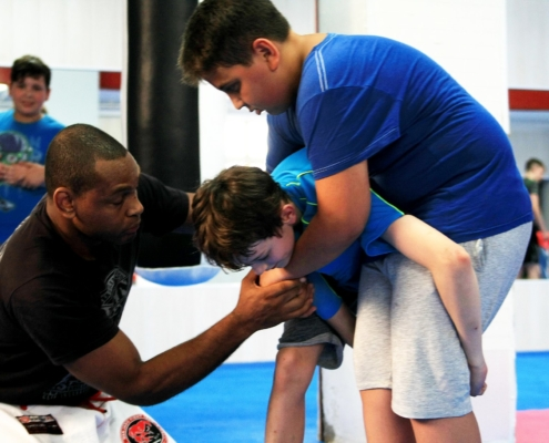 MMA Kindertraining Düsseldorf