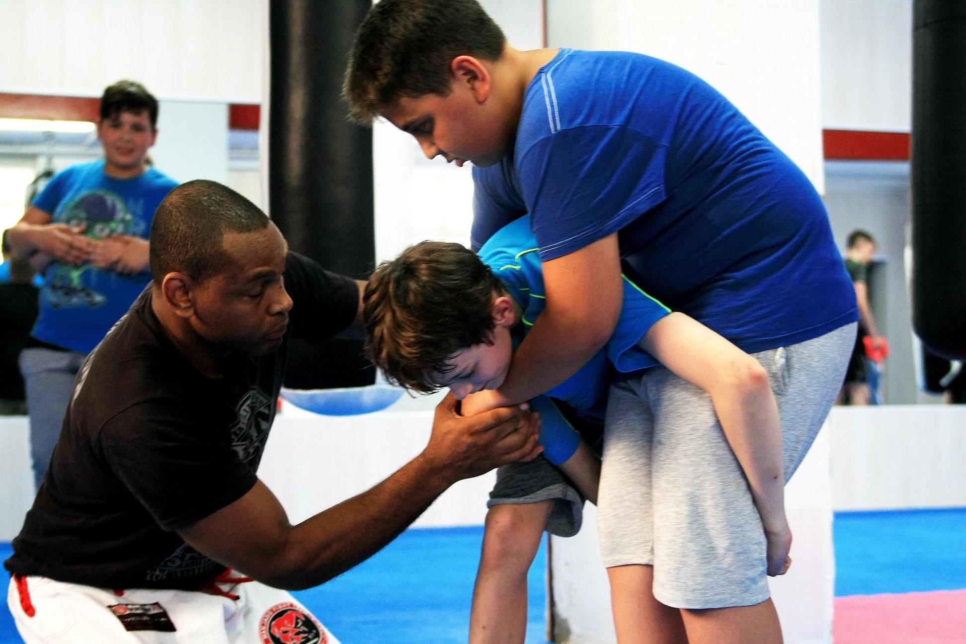 MMA Kinder / Jugendliche