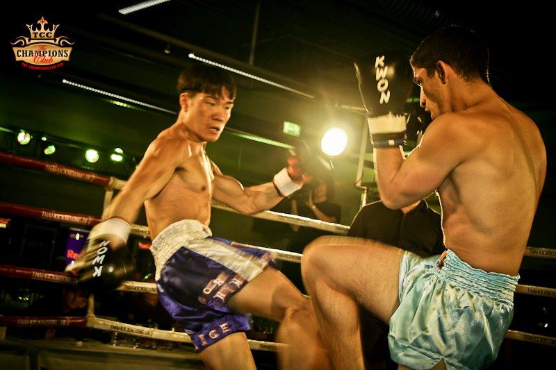 Muay Thai Düsseldorf - Sportschule Asia