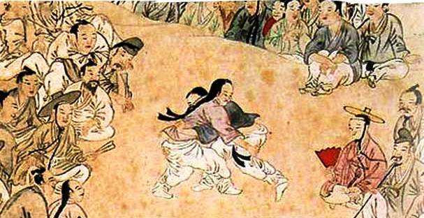 Taekwondo Geschichte Ursprung
