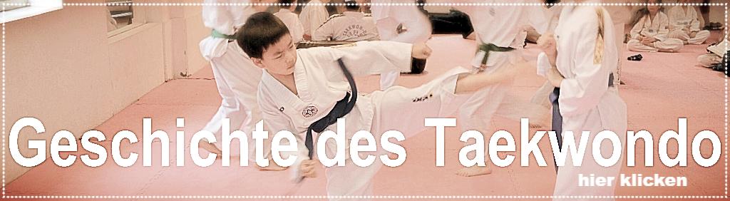 Geschichte des Taekwondo