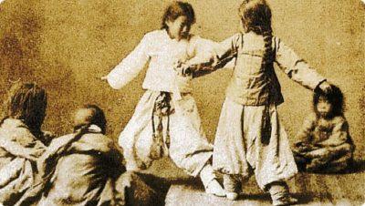 Taekwondo in alter Zeit - Geschichte