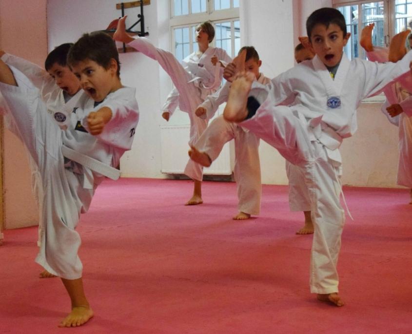 Taekwondo für Kinder in Düsseldorf