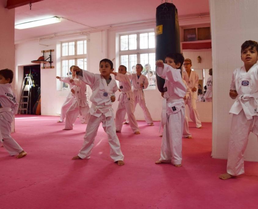 Taekwondo Prüfung
