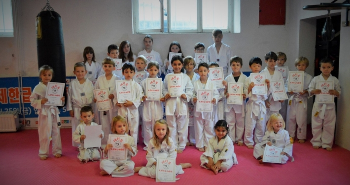 Taekwondo Prüfung Ratingen