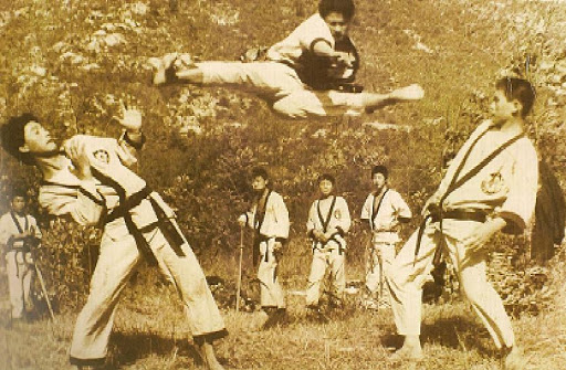 Tae Kwon Do Geschichte