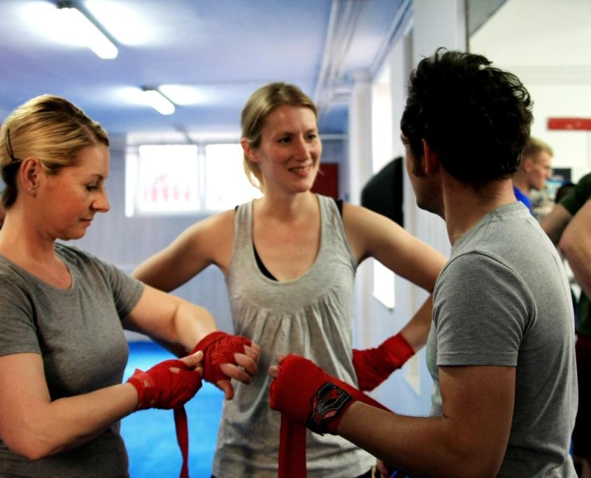 Boxen bei Sportschule Asia Ratingen Düsseldorf