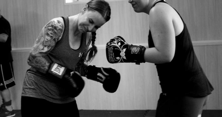 Fitness Kickboxen Ratingen