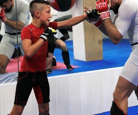 MMA Kurs Kinder Düsseldorf Ratingen