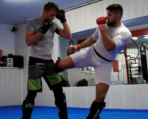 MMA Training Düsseldorf Ratingen