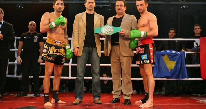 Muay Thai Düsseldorf WBC DM Sportschule Asia