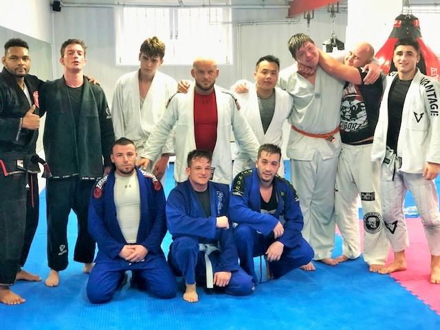 BJJ Brazilian Jiu-Jitsu Düsseldorf