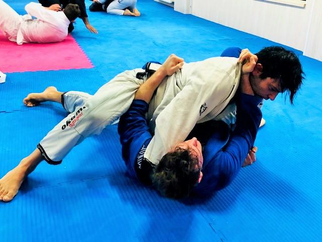 Brazilian jiu-Jitsu Training Düsseldorf Sportschule Asia