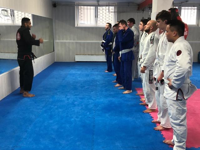 Brazilian jiu-Jitsu Düsseldorf