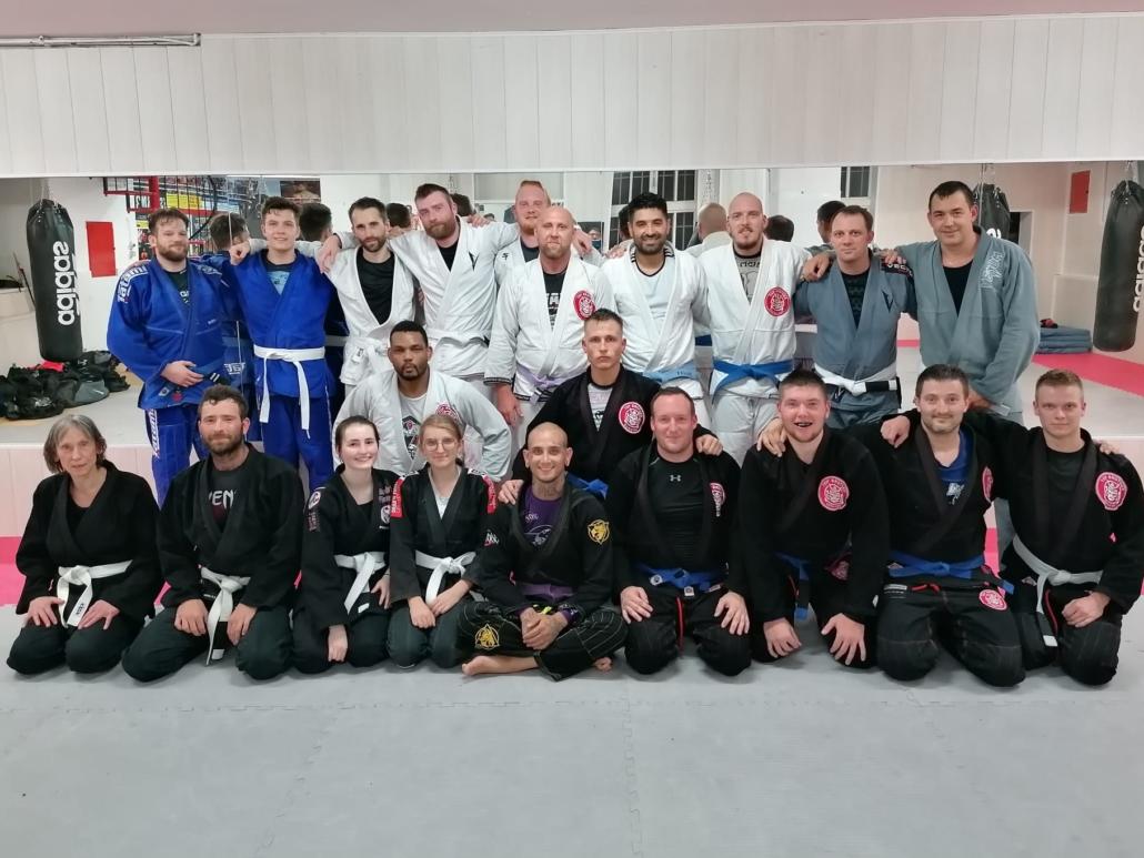 Brazilian Jiu-Jitsu Düsseldorf Ratingen