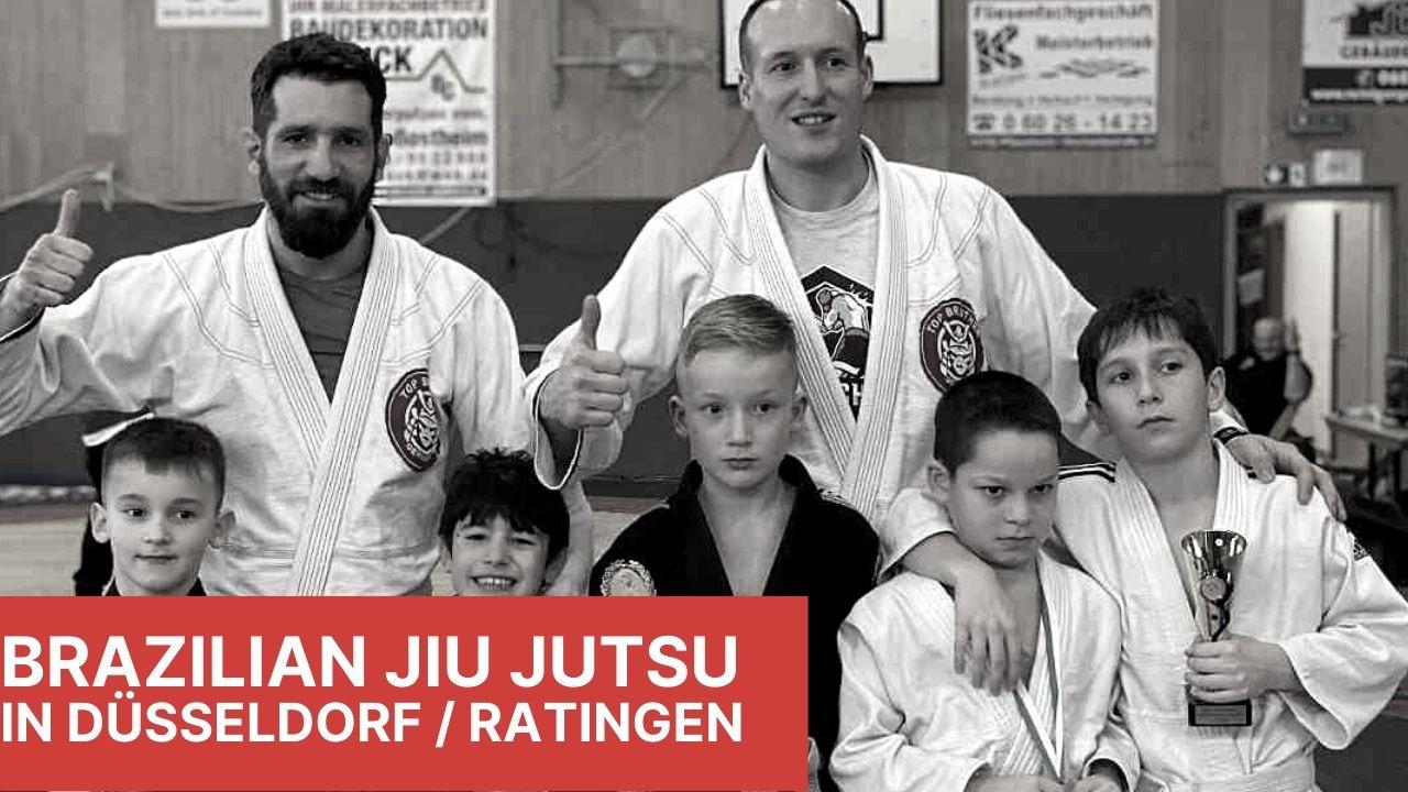 Brazilian Jiu Jitsu Düsseldorf Ratingen