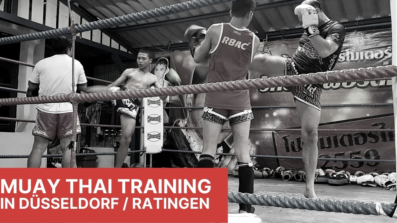 Muay Thai Training in Düsseldorf