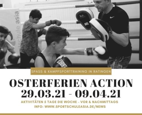 Osterferien Training in Ratingen