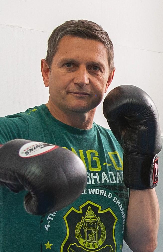 Personal Trainer Thaddäus