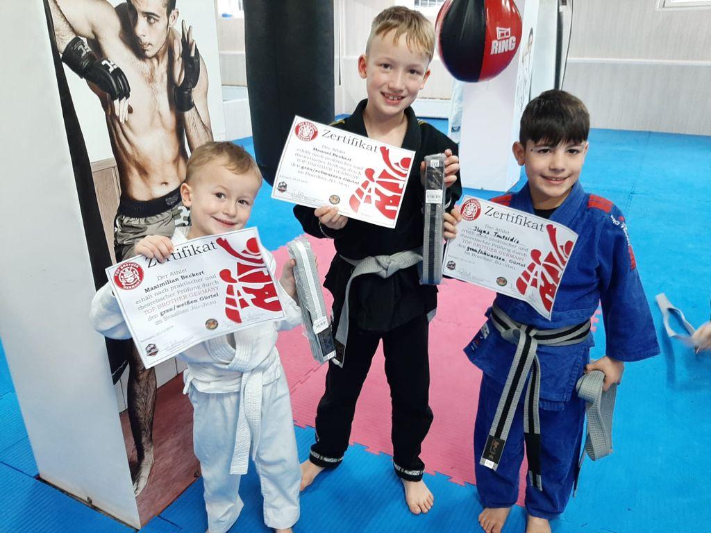 Brazilian Jiu-Jitsu Kinder